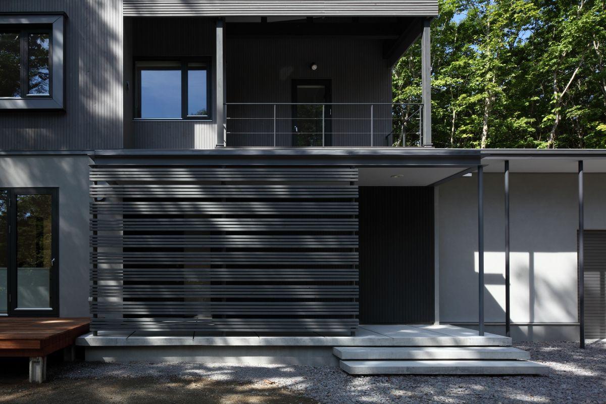 大沼 森の家