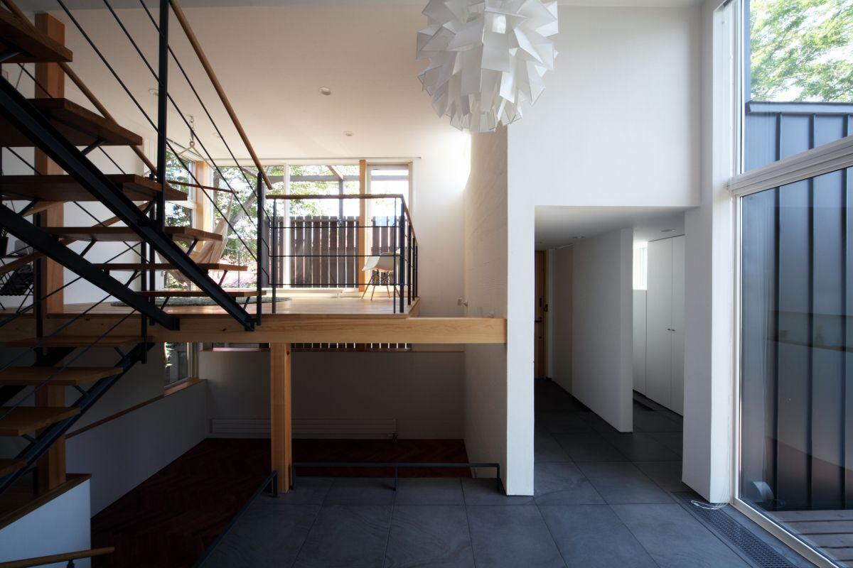 岩内町の家
