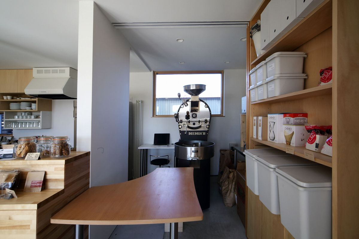 ONUKI COFFEE ROASTERY