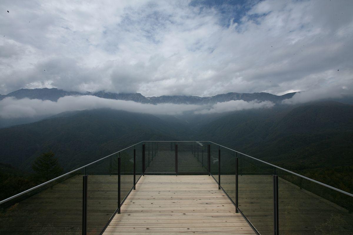 白馬岩岳テラス