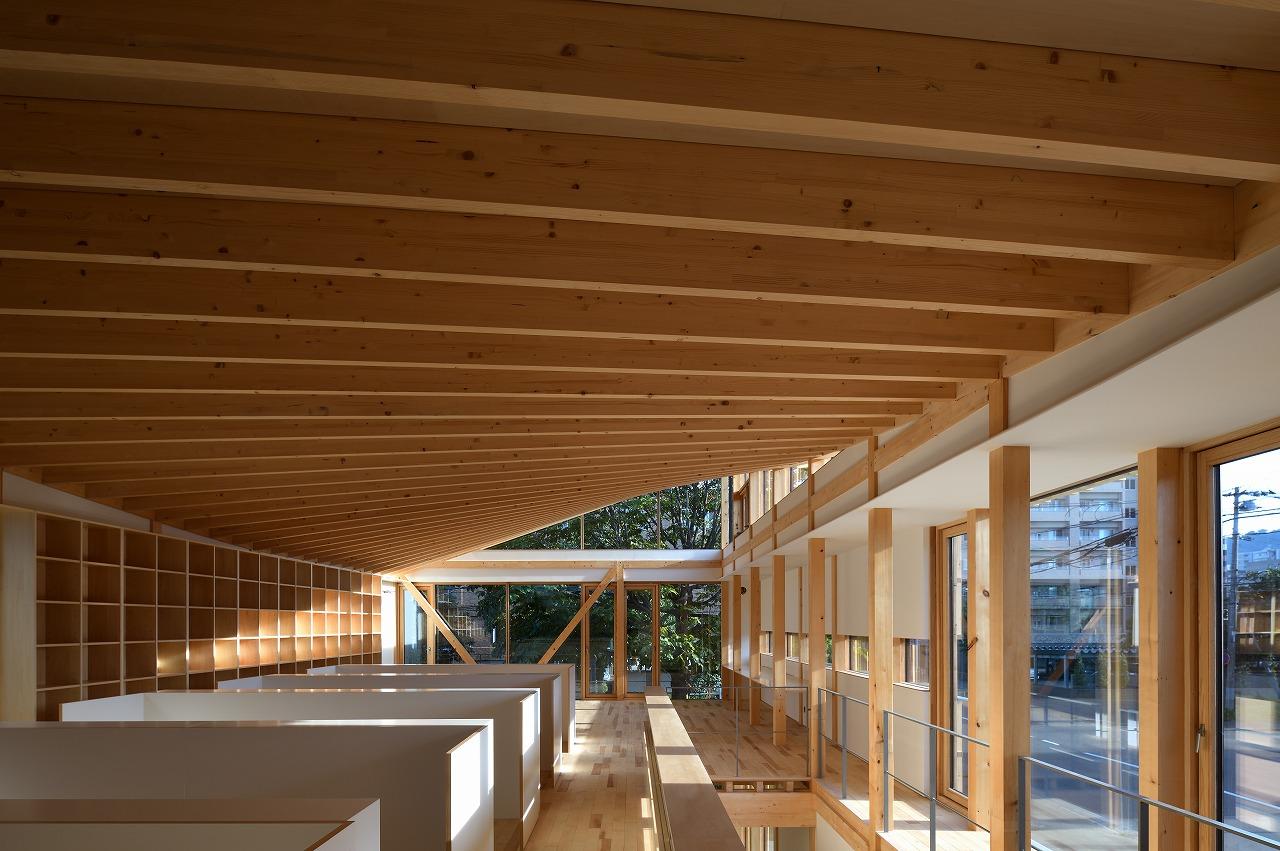 遠藤建築アトリエ社屋