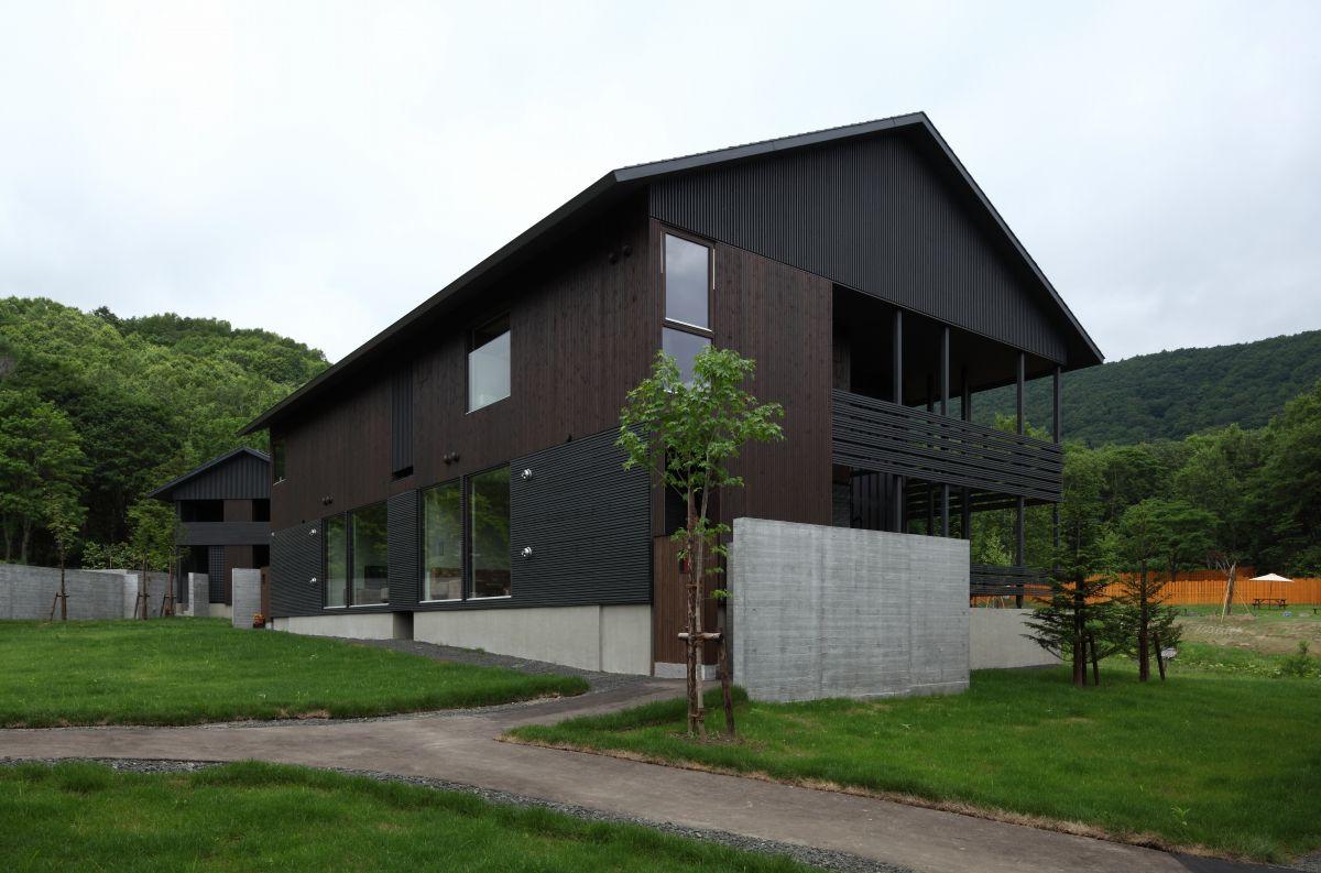 ニセコ泉郷リゾートコテージ群