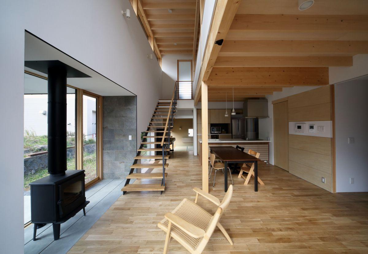 潮見台の家