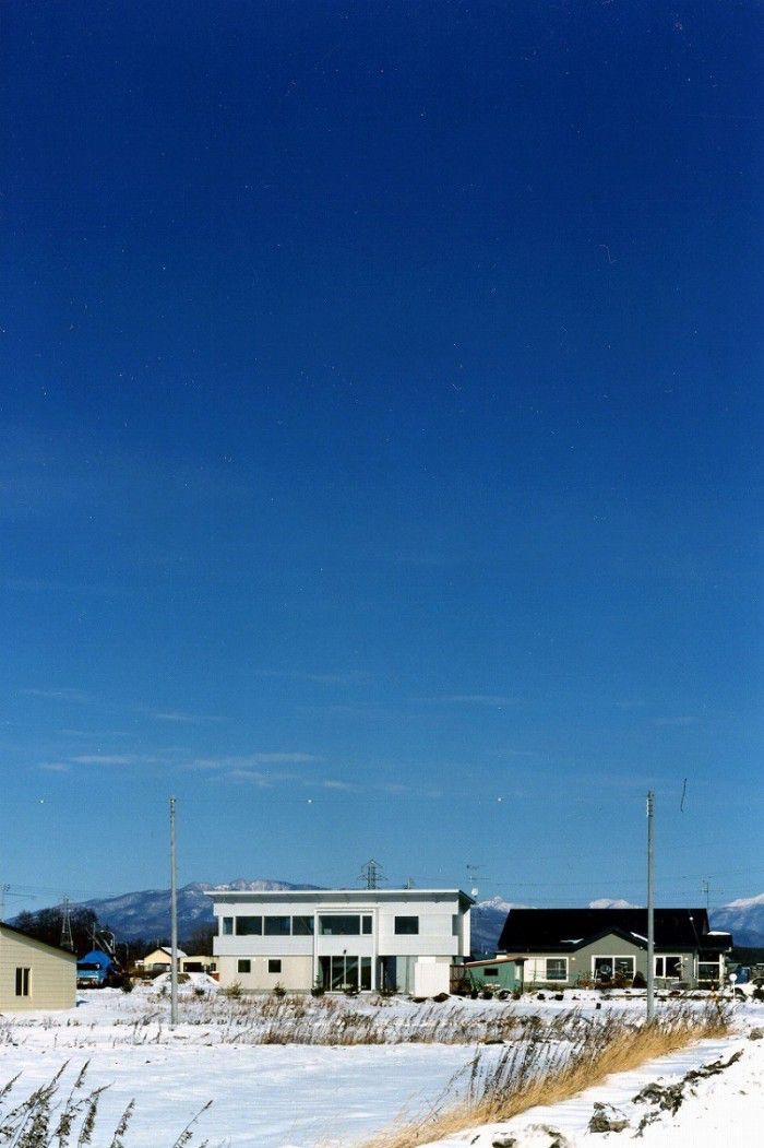 鹿追町の家(SKYHOUSE)