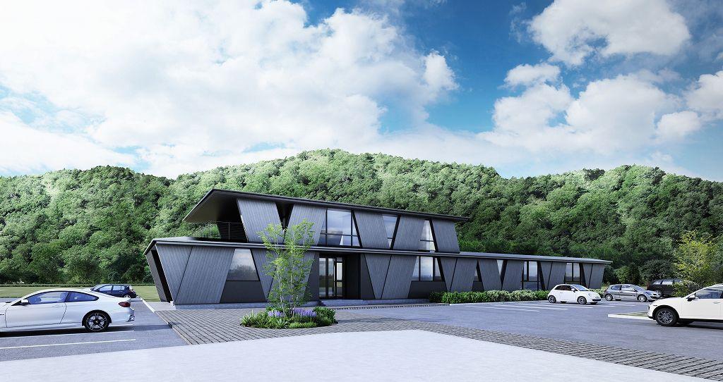 イトイグループホールディングス 新社屋(設計)