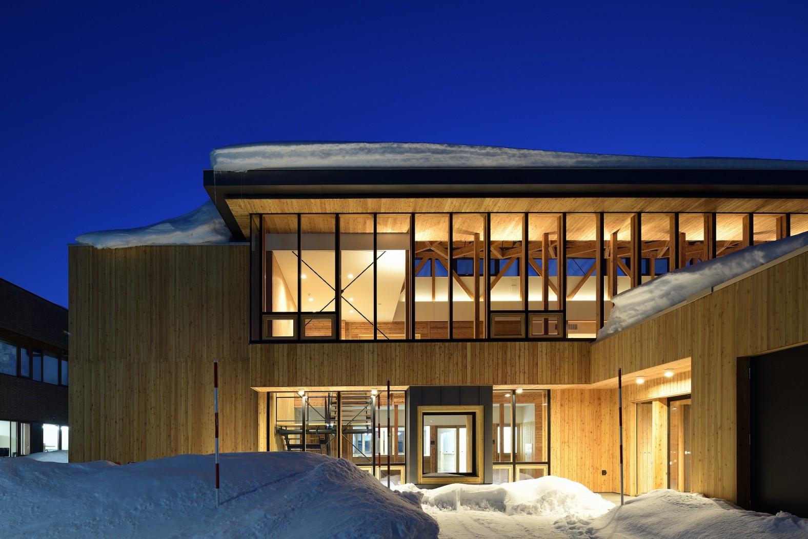 北海道立北の森づくり専門学院